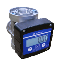 Лічильник обліку видачі дизельного палива G-FLOW, 10-100 л/хв