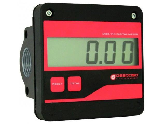 Електронний лічильник палива, легких масел - MGE-110