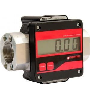Лічильник обліку великого протоки палива, легких масел  - MGE-250
