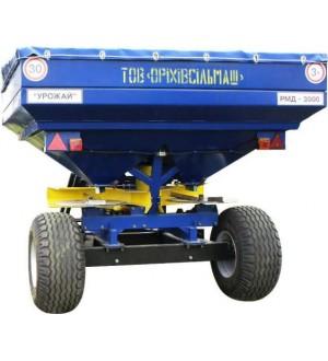 Разбрасыватель минудобрений РМД-3000