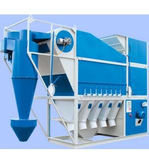 Зерновой сепаратор САД-150 с циклоном