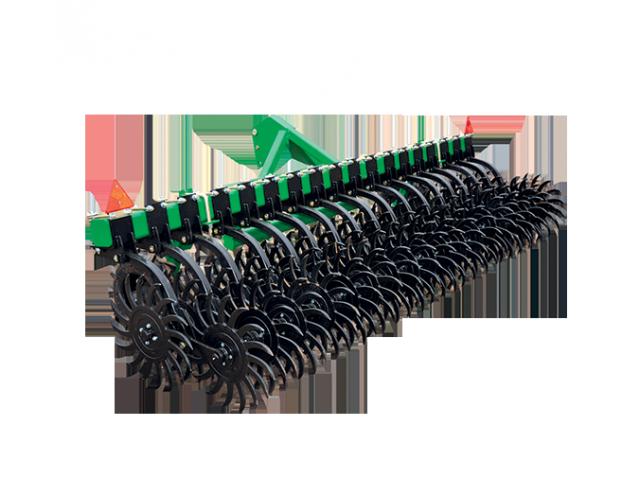 Борона роторная навесная БРН-3,5А