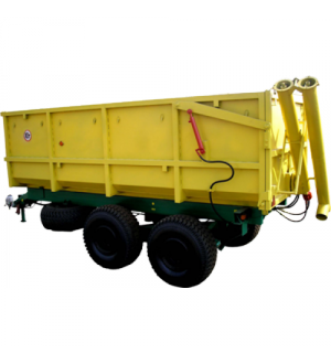 Полуприцеп самосвальный НТС-10-01 Уманьферммаш