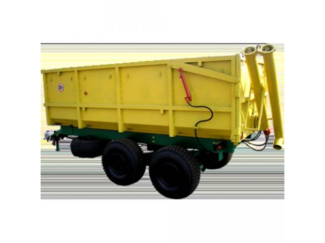 Напівпричіп самоскидний НТС-10-01 Уманьферммаш