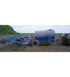 Агрегат для внесения аммиачной воды АВА-8