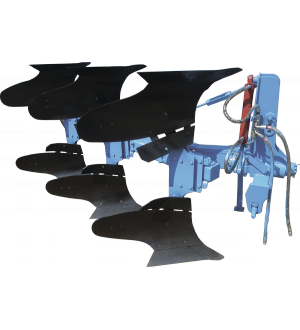 Плуг оборотний навісний ПОН-3