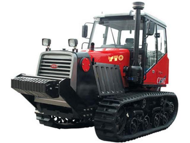 Трактор YTO-С902 гусеничний (ЮТО)