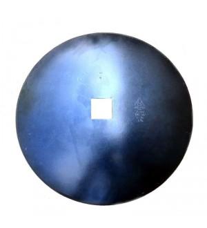 Диск плоский D=660 мм, h=6 мм, квадрат 70 (ДМТ)