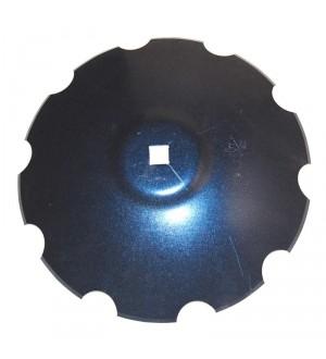 "Диск ""Ромашка"" D=710 мм, h=7 мм, квадрат 41"