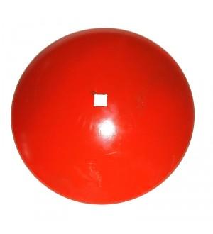 Диск плоский D=660 мм, h=6 мм, квадрат 41