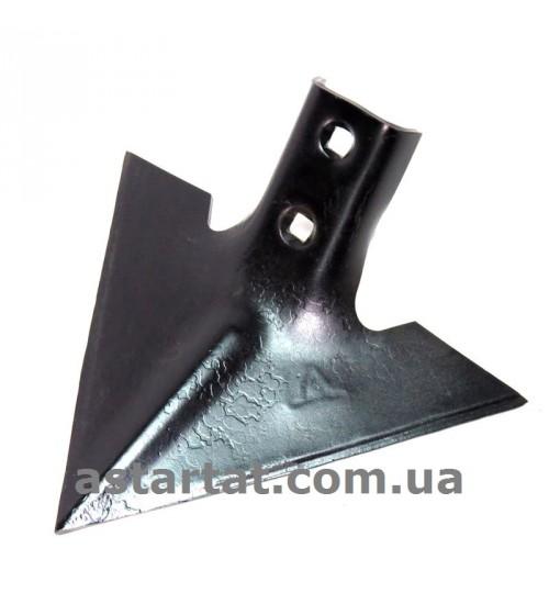 Лапа 305 мм, h=6 мм, между отверстиями 45-56 мм