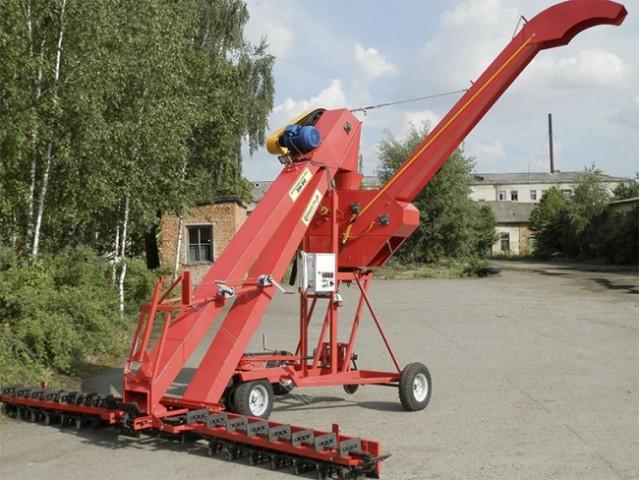 Зернонавантажувач ЗН-80