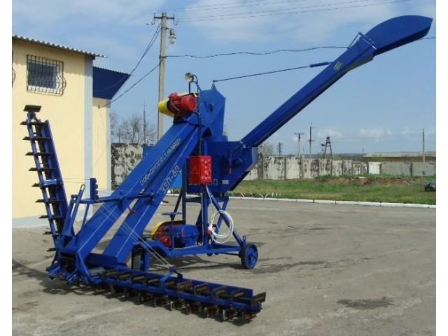 Зернокидач ЗЗП-80