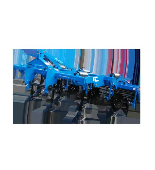Культиватор Inter-Tech с пружиной IT 2,0
